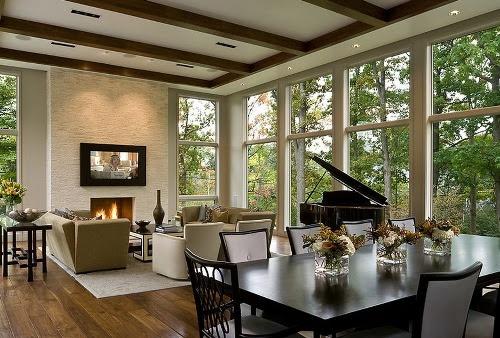 Interior Ruang Tamu Pada Desain Rumah Minimalis Type 36 Rumahminimalis Com