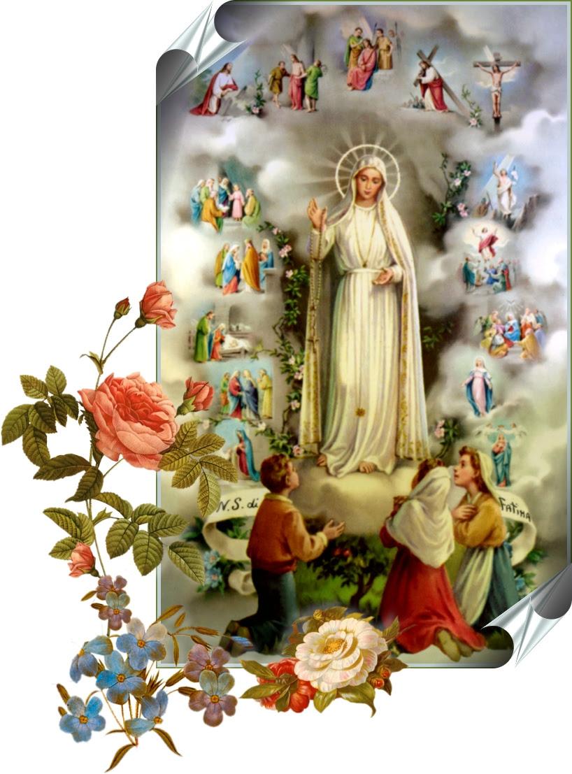 Fatima Angel Prayers