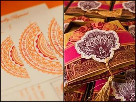 Unique And Creative Wedding Card Designs Of Every Style