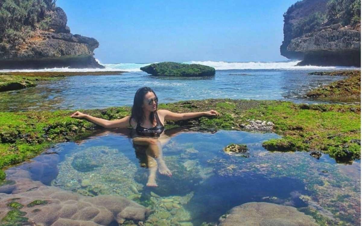 46 pemandangan wisata pantai malang Terbaru