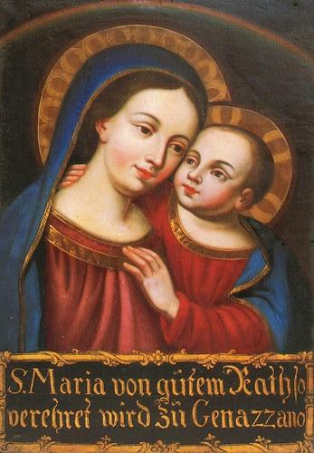 Maria vom guten Rat, Alte Spitalkirche, Innsbruck