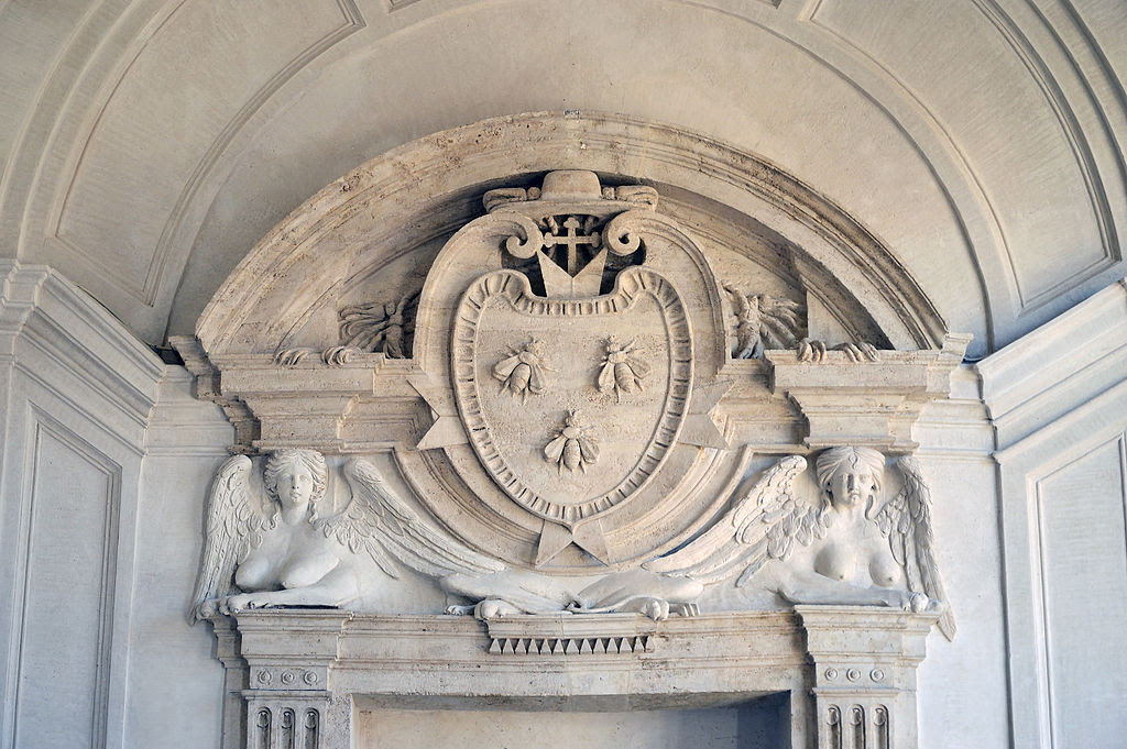 Barberini Symbol and Sphinxes.jpg