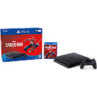 Sony PlayStation 4 Marvel Spider-Man Bundle - 1 TB - Jet Black - includes Marvel's Spider-Man