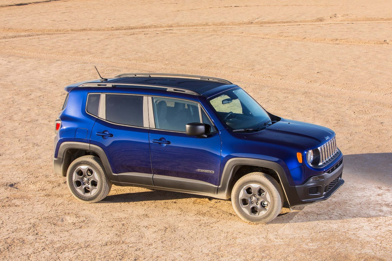 2017 Jeep Renegade S