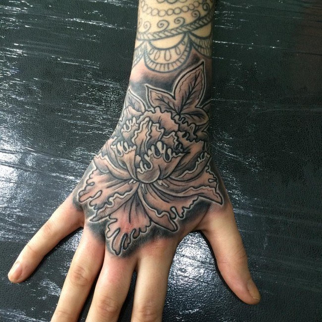 Hand Tattoos for Men - Designs and Ideas for Guys