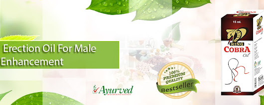 Herbal Male Sexual Enhancement Oil to Get Strong and Hard Erection