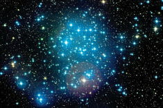 Open Star Cluster Messier 50