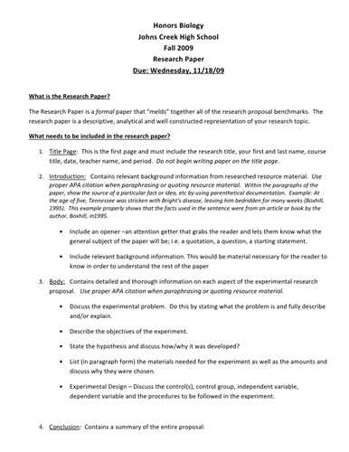 how to write a proposal letter for research paper