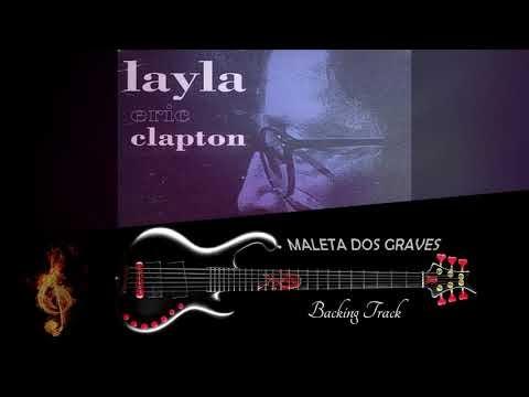 Backing Track pra Contra Baixo - LAYLA - PLAY ALONG
