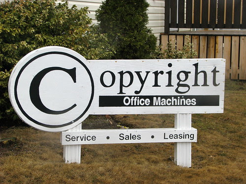 Copyright? by Stephen Downes, on Flickr
