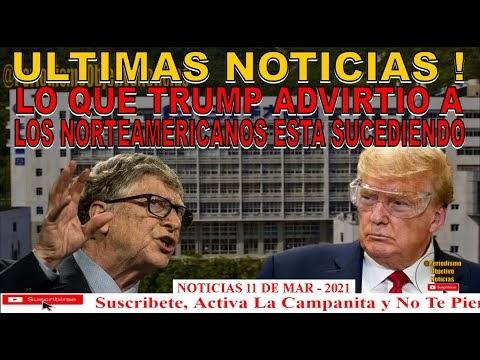 ULTIMAS NOTICIAS ! LO QUE TRUMP ADVIRTIO A LOS NORTEAMERICANOS ESTA SUCE...