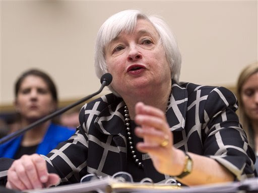 Janet Yellen Is Right: The Fed Must Continue to Fight Unemployment  - US News