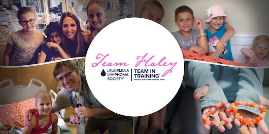 Team Haley: Mission to Wipe Out Blood Cancer