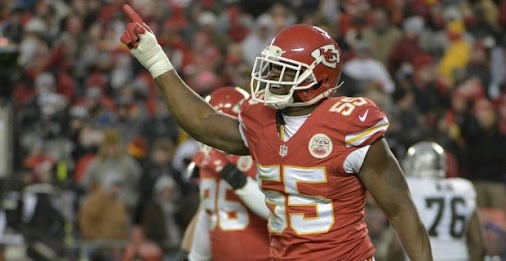 Our @RussNFLDraft on how #Chiefs DE Dee Ford never gives up. #NFLDraft #ChiefsKingdom #LetsRoll #NFL...