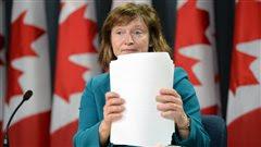 La commissaire à l'information du Canada, Suzanne Legault (archives)