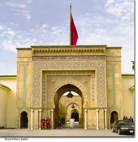 """Résultat de recherche d'images pour """"le palais royal rabat maroc"""""""