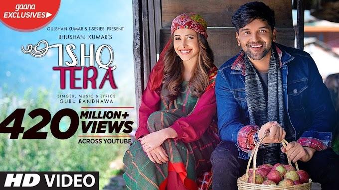 Ishq Tera Ishq Menu full song lyrics in English | Guru Randhawa| T-SERIES| Aditya Dev