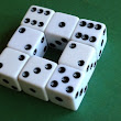 Euler characteristic with dice
