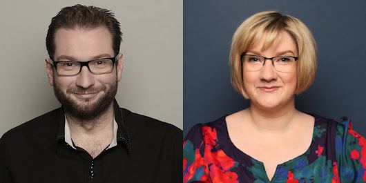 Gary Delaney and Sarah Millican's dog has a great name - British Comedy Guide