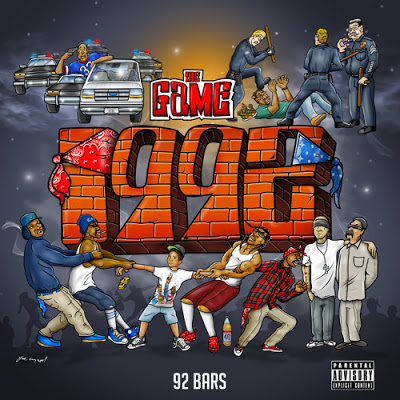 The Game - 92 Bars @thegame
