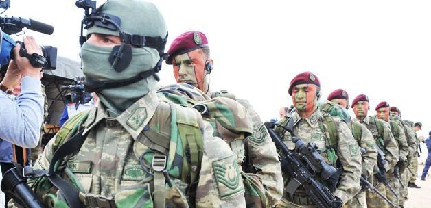Irakta 10 Farklı Noktada Türk Askeri Güncel Haberleri