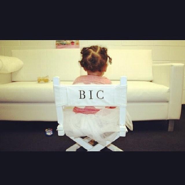 Blue Ivy, filha de Jay Z e Beyoncé (Foto: Reprodução/Instagram)