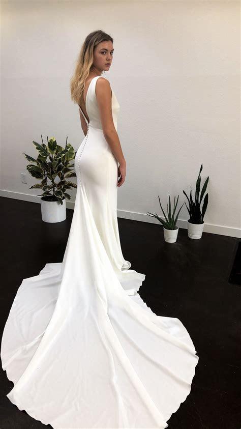 RACIMO By Atelier Pronovias Wedding Gown at IDINA Bride
