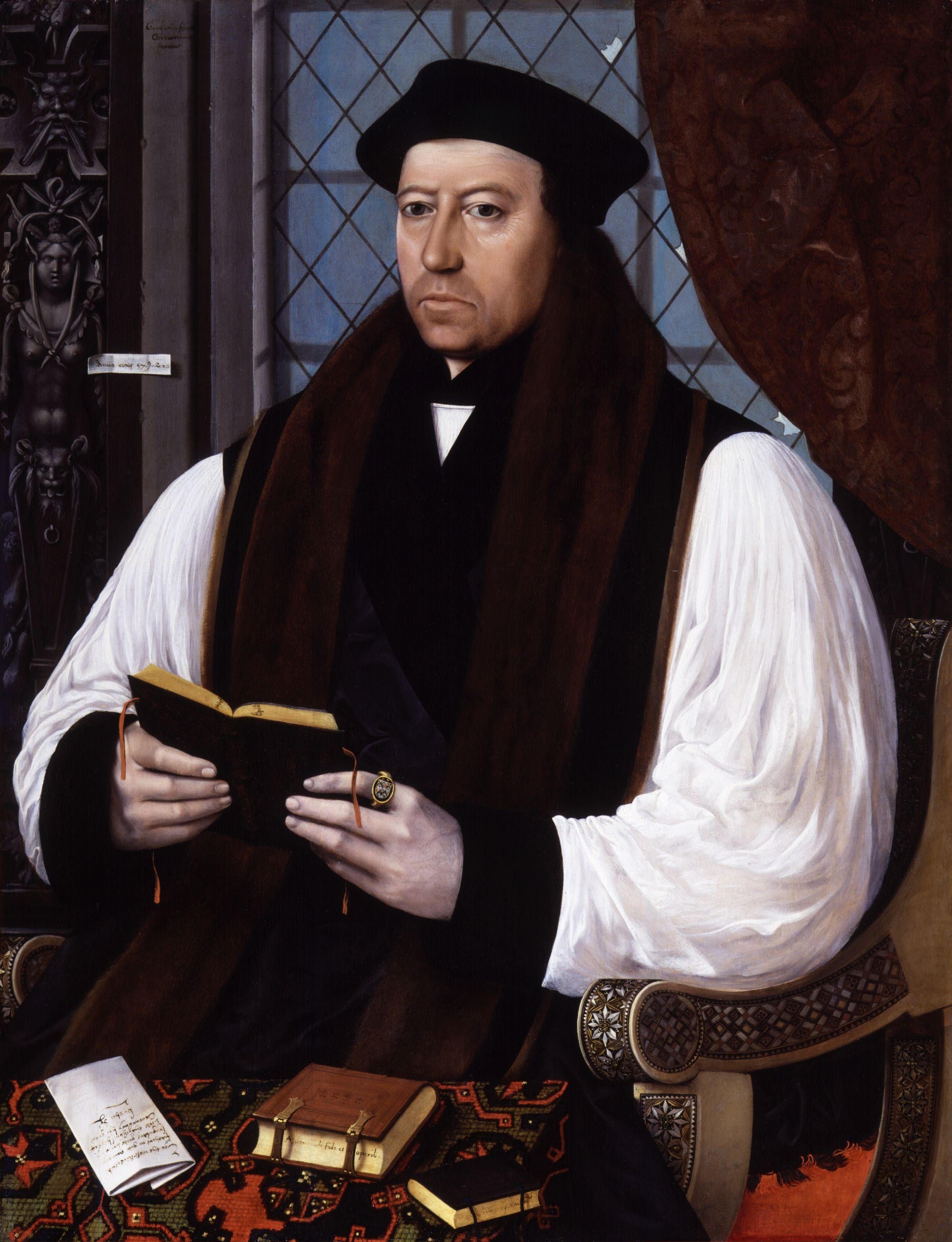 Image result for thomas cranmer
