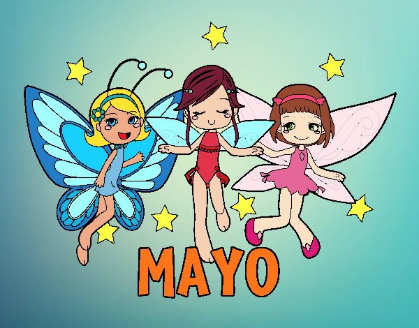 Dibujo De Mayo Pintado Por Lolyyfeli En Dibujosnet El Día 10 05 16