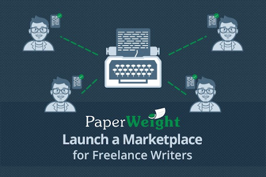 New Marketplace for Freelance Writers to Make a Big Debut Online