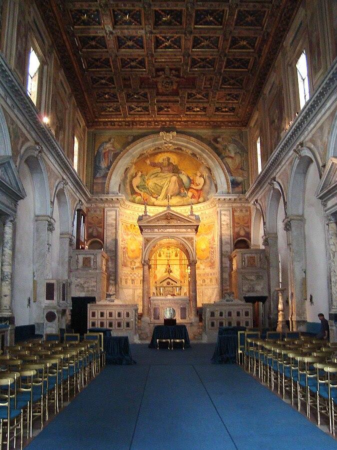 File:Eglise San Cesareo de Appia3.JPG