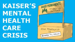 Mental Health Professionals Strike at Kaiser Permanente ...
