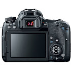 Canon EOS 77D 24.2 MP SLR Camera - Black - Body Only