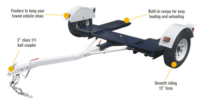 Tow Dolly Rental Rates Bing Images