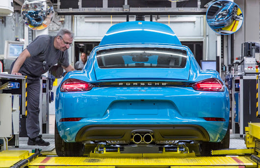 Porsche To Produce 718 Cayman For The First Time  | CarBay