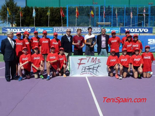 ITF F6 Madrid: Fed. Tenis Madrid | Blog de tenis | TeniSpain.com