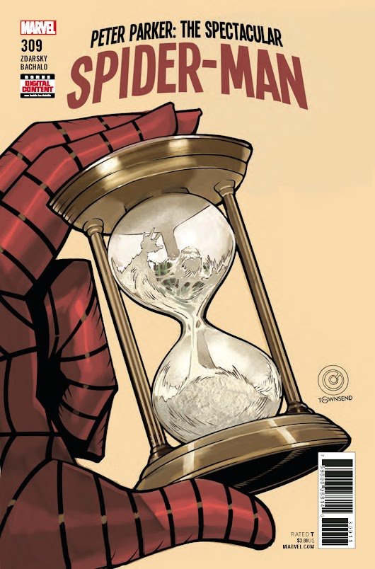 PETER PARKER SPECTACULAR SPIDER-MAN #309 Preview – Pop Culture Network