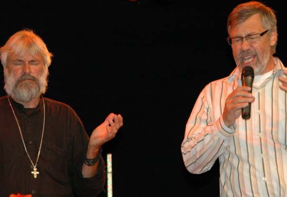 Peter Haldorf and Ulf Ekman are deceivers of the Pentecostal movement.