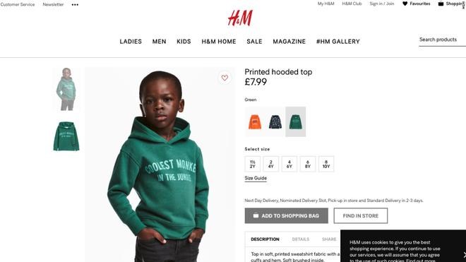Vì chiếc áo phân biệt chủng tộc mà loạt store của H&M tại Nam Phi bị phá thảm hại, cả ngàn người biểu tình - Ảnh 4.