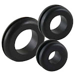 """Ancor Marine Grade Electrical Wire Grommets - 45 Assorted Combo Pack 1/4"""" to 3/4"""""""