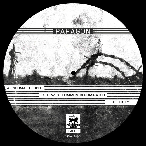 Paragon - Normal People EP (FA008) [FKOF Promo]