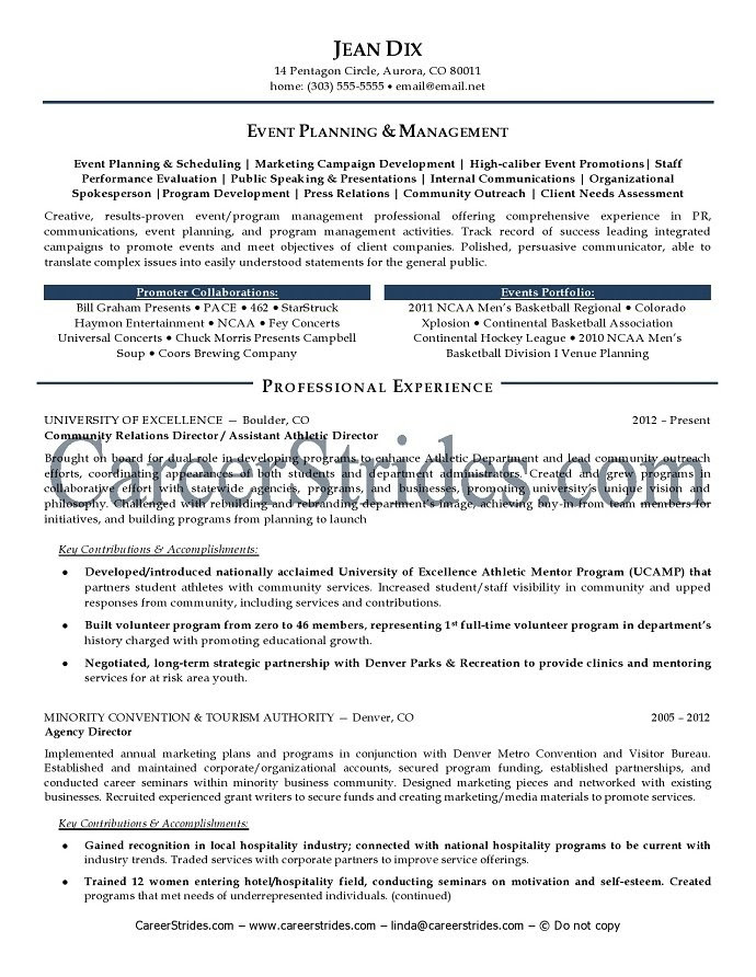 resume format  resume examples for managers