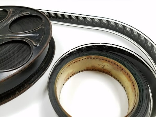 How to Spot and Handle Dangerous Nitrate Film