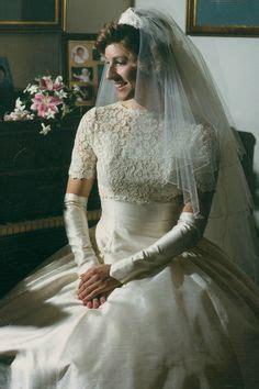 Priscilla of Boston wedding dress, 1968. Silver gelatin on
