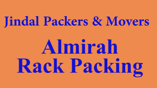 Almirah Rack Packing