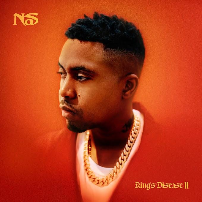 Nas - King's Disease II (Clean Album) [MP3-320KBPS]