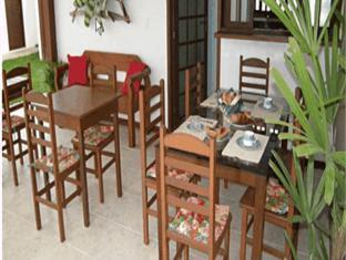 Pousada Rosa Cafe Paraty