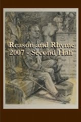 Reason and Rhyme 2007 Anthology vol. 2 book cover
