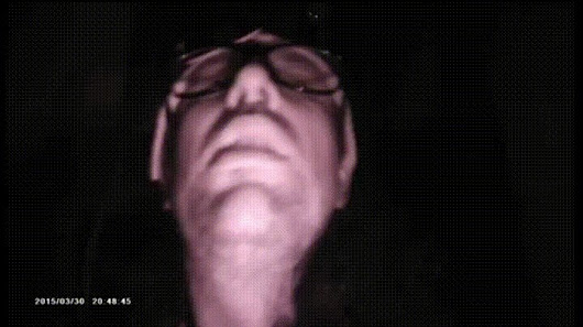 Ghost Hunter Jump Scare - GIF on Imgur