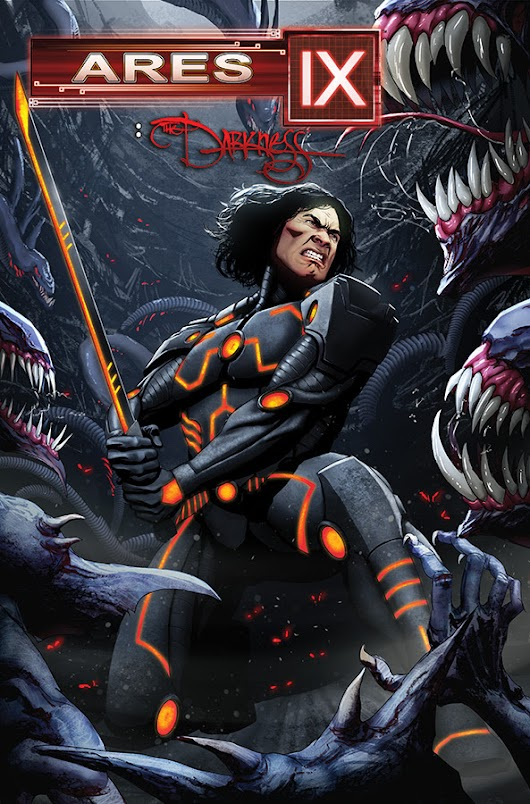TOP COW TALENT HUNT WINNERS UNLEASHED ON ARES IX: DARKNESS ONE-SHOT THIS DECEMBER | Ed Johnson Presents NERD